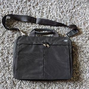 Jack Spade slim laptop bag